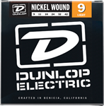 9-42 DUNLOP Nickel Wound Lt