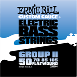 50-105 ERNIE BALL 2804 Flat Wound (плоские)