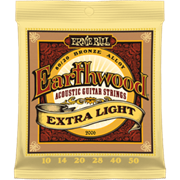 Струны ERNIE BALL 2006 Earthwood 80/20 Bronze extra light 10-50