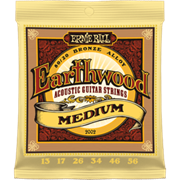 ERNIE BALL 2002 Earthwood 80/20 Bronze medium 13-56
