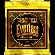 ERNIE BALL 2558 Everlast Coated 80/20 Bronze light 11-52