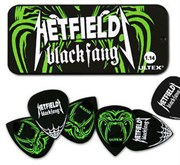 Dunlop Metallica Hetfield Black Fang PH112 (6 шт. в подарочном футляре)
