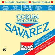 Savarez 500 CRJ Corum New Cristal (medium-high tension)