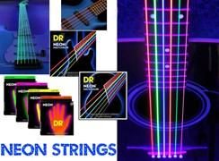 Неоновые струны DR NEON