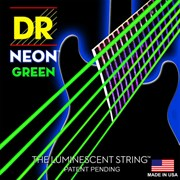 11-60 DR NEON NGE7-11 Green Electric 7-string