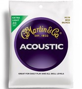 MARTIN m170 Bronze 80/20 extra light 10-47
