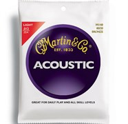 12-54 MARTIN m140 light 80/20 bronze