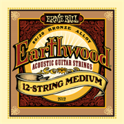 Ernie Ball 2012 Earthwood