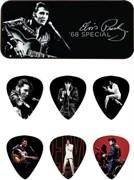 Медиаторы Dunlop Elvis Presley 68 Special (6 шт. в подарочном футляре)