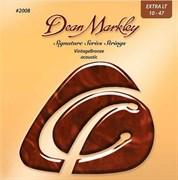 10-47 DEAN MARKLEY Vintage Bronze 2008