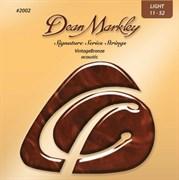 11-52 DEAN MARKLEY Vintage Bronze 2002