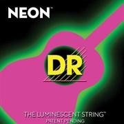 DR NEON Pink Acoustic NPA-11