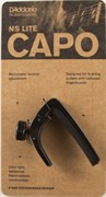 Каподастр Planet Waves CP-07 NS Capo Lite (для акустики и электро, 6 струн)