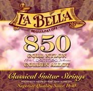 LA BELLA 850 Golden Nylon